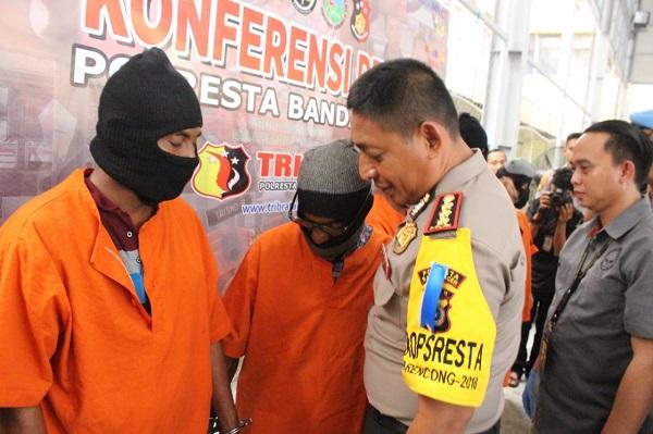 Sat Reskrim Polresta Banda Aceh Tangkap Pelaku Pembunuhan Di Kamar Kos Kuta Alam