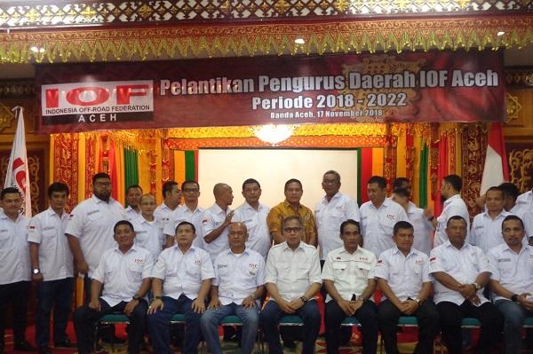 Kapolresta Banda Aceh Ajak Komunitas Olahraga Mobil Sebagai Mitra Kamtibmas