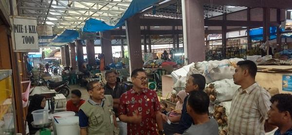 Unit III Tipidter Sat Reskrim Polresta Banda Aceh Lakukan Operasi Pasar