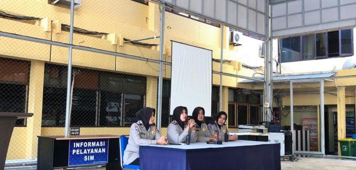 Guna Meningkatkan Kekompakan Polwan Polresta Banda Aceh Adakan Pertemuan Rutin