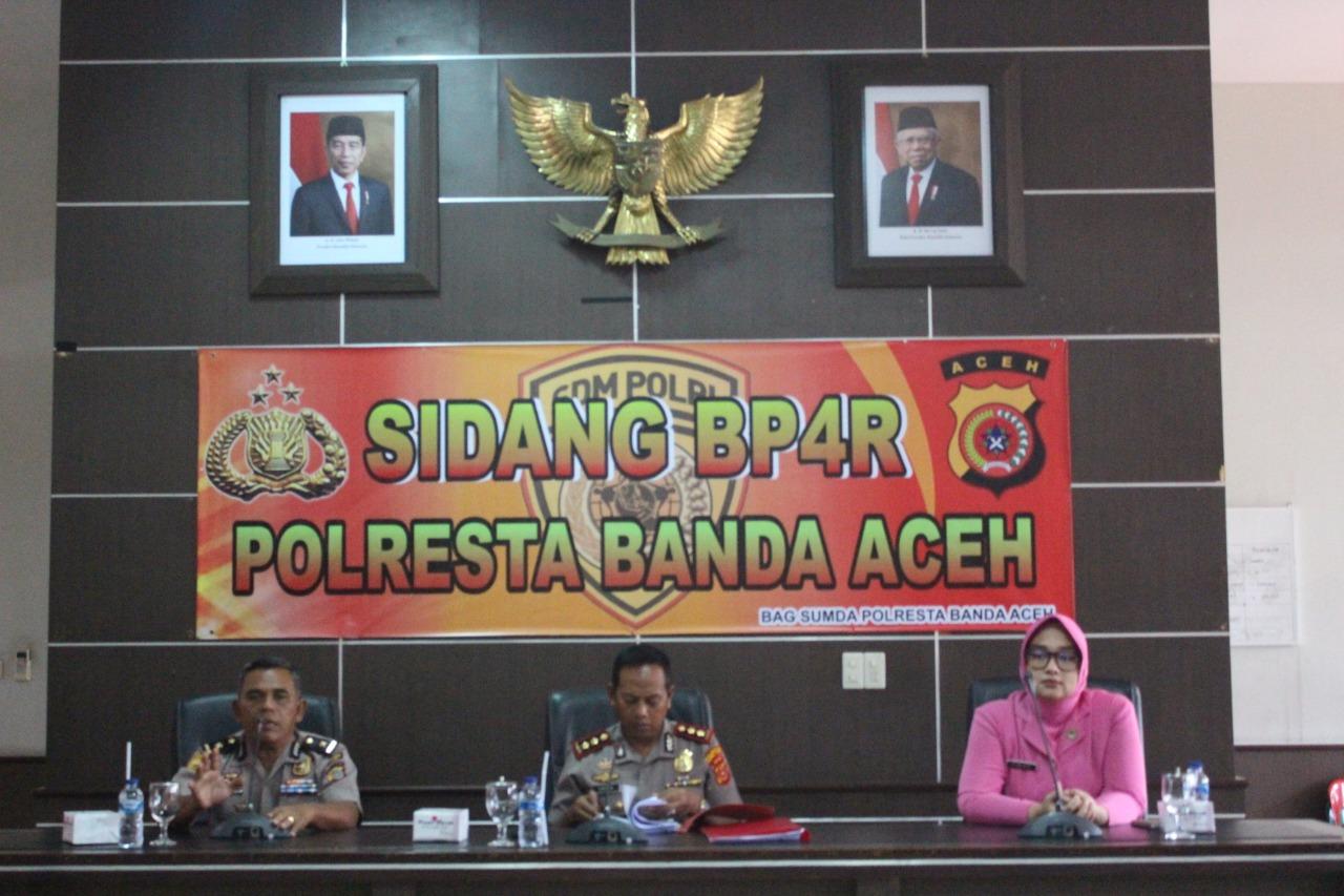 Sidang BP4R Salah Satu Syarat Untuk Menikah bagi Anggota Polri