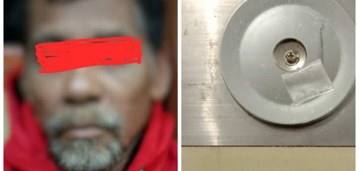 Satresnarkoba Polresta Banda Aceh Bekuk Residivis Narkotika Jenis Sabu