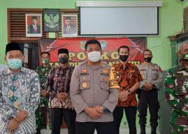 Menuju New Normal, Wakil Walikota dan Kapolresta Banda Aceh Launching Lampaseh Kota Sebagai Kampung Tangguh Nusantara