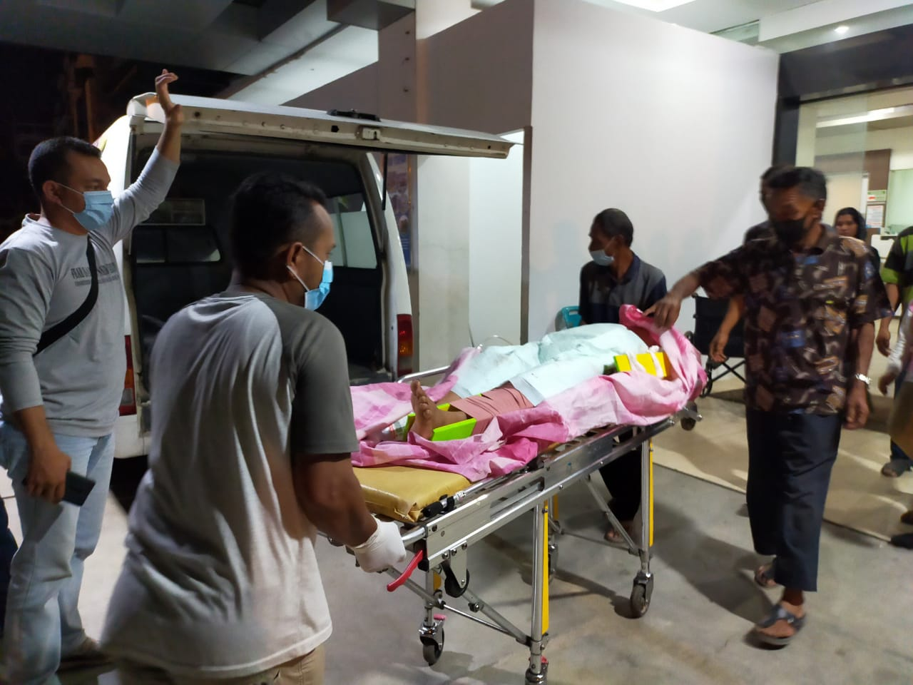 Polisi Buru Pelaku Pembacokan Di Lambaro Korban Meninggal Dunia Polresta Banda Aceh