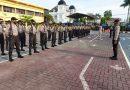 Tingkatkan Kedisplinan Siswa Diktukba Polri, Paur Lat Bag Sumda Polresta Banda Aceh Berikan Materi Baris Berbaris