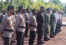Kapolresta Banda Aceh, Ikuti Apel Operasi Keselamatan-2021